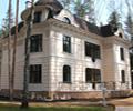 деревянные окна в усадьбе